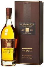 Glenmorangie 18 Year Extremely Rare Single Malt Scotch Whisky 700ml
