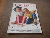 JUNE 1949 WOMANS HOME COMPANION vintage magazine MARBLES