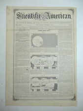 SHIP LEAKAGE ALARM, Bank Lock, Grain Cleaner, Electricity, Antique Article 1857