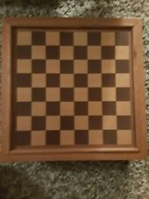 7 In 1 GAME SET: CHESS, CHECKERS, CRIBBAGE, CARDS, BACKGAMMON, DICE, DOMINOS