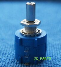 2pcs BOURNS 3590S-2-103L 10K OHM Potentiometer, Brand New!