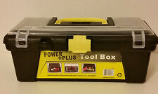 Power Plus Tool Box Small Sturdy Crafts Household