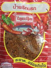 NA-ROK CHILI FLAKE THAI FOOD YUMMY (6pcs/lot) น้ำพริกนรก ไทยเดิม ส.ขอนแก่น