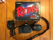 Canon EOS Rebel T5i / EOS 700D 18.0MP Digital SLR Camera Kit EF-S 18-55 STM