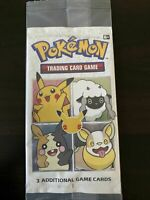 1 SEALED Pokemon 25th Anniversary General Mills Cereal Promo Pack