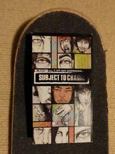 VHS Skateboard Video OSIRIS Subjekt to change 2003