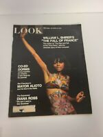 """VINTAGE LOOK MAGAZINE "" SEPTEMBER 23,1969 - William L. Shirer's Fall Of France"