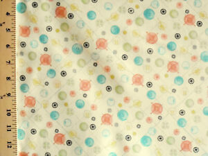 1YD Dressmaking Collection VINTAGE NOTIONS Buttons & Stitches Amy Barickman