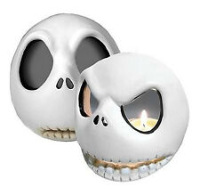 NIGHTMARE BEFORE CHRISTMAS  JACK VOTIVE FACE SET (2PC)