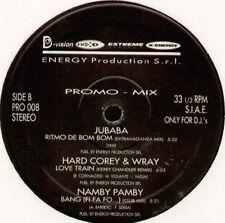LOST TRIBE / SAFI / JUBABA / Namby Pamby / Hard Corey - Promo-Mix 8 - XX-Energy