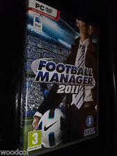 Football manager 2011   pc /mac game