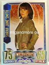 #016 Sarah Jane Smith-Rainbow foil-Alien coronó Doctor Who