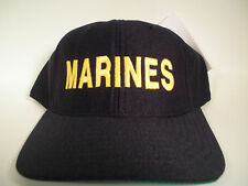 HAT-MARINES BALL CAP-1 LOT OF 3 HATS