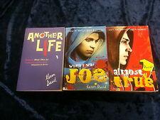 3 THRILLING BOOKS by KAREN DAVID  *£3.25 UK P&P*