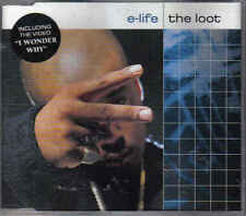 E-life- the Loot cd maxi single incl video