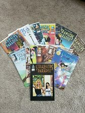 Strangers in Paradise 1 Three Different Volumes Comic Lot Abstract Homage