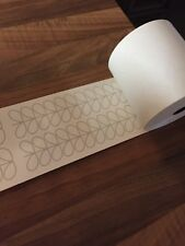 One Orla Kiely paper roll (till roll), stem print. Ideal for crafts