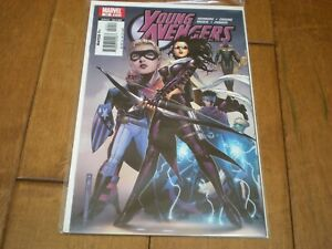 Young Avengers #10 (2006 Series) Marvel Comics 1st Cover Speed Kate Bishop NM