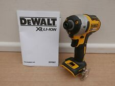 BRAND NEW DEWALT XR 18V DCF887 3 SPEED IMPACT DRIVER BARE UNIT