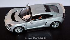 Lotus Europe S 2006-10 argent argent métallique 1:43 AUTOart