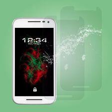 2x Verre Blindé pour Motorola Moto G 2015 (3. gén. ) de Protection 9H Film