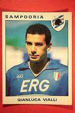Panini Calciatori 1991/92 N. 296 SAMPDORIA VIALLI OTTIMA EDICOLA!!!