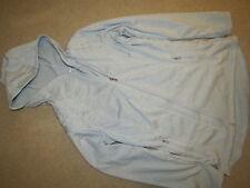 AWESOME Columbia gray hooded zip-up fashion sweatshirt womens L (longer / tall)
