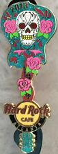 Hard Rock Cafe ATLANTA 2013 Day of the Dead GUITAR PIN #2 of 3 LE 250 HRC #71425