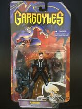 Kenner Gargoyles Xanatos w/ Disguise Armor & Wings 1995 Vintage Factory Sealed