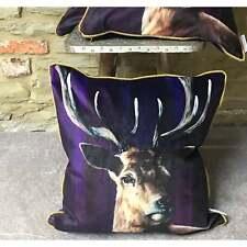 LX - Interiors Anna Thompson Stag Design Cushion