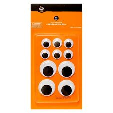 New ! Halloween Googly Eyes Pumpkin Decorating Kit - Hyde and Eek! Boutique