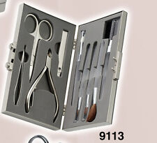MANICURE ETUI NAGELETUI METALLETUI 9113