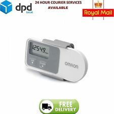 Omron 3D Walking Style Pedometer Step Counter with Accelerometer Sensor NEW