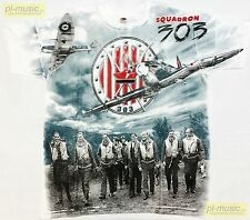 = t-shirt Squadron 303 Dywizjon- SPITFIRE -size L koszulka ALLPRINT