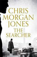 The Searcher The Ben Webster Spy Series Hardcover Chris Morgan Jones