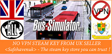 Bus-Simulator 2012 Steam key NO VPN Region Free UK Seller