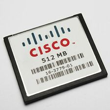 Cisco aim-cue-512cf 5510 asa5520 asa5540 asa5550 asa5500-cf-512mb Compact Flash.