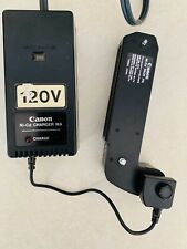 Canon NiCd Battery Pack with Charger FN