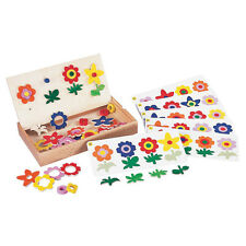 Florist Game - Wooden Educational Toy - 3 Years+