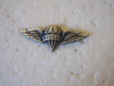 ARMY RIGGER QUALIFICATION BADGE MINI SIZE NIP BY VANGUARD NOS