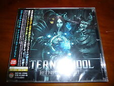 Eternal Idol / Unrevealed Secret JAPAN+1 Rhapsody Of Fire NEW!!!!!!!! C7