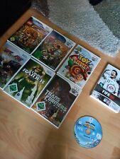 Nintendo Wii Spiele Sammlung