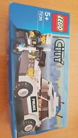 LEGO City 7236: Police Car New and Sealed In Box