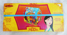 MULAN FABRIC HOUSE FOR CHILD! 100 x 97 x 75cm CASA, Lates 90s, BRAND NEW IN BOX!