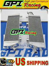 GPI R&LH aluminum radiator KTM 250/350/450 SXF/SX-F/XC-F/XCF 2013 2014