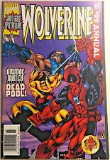 WOLVERINE ANNUAL '99 VF/NM VS DEADPOOL MARVEL COMICS