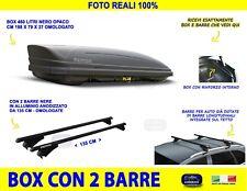 Box auto portatutto Volkswagen Tiguan 5N Cross 2014> Barre XL tetto baule porta