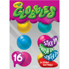 Crayola Globbles- Anti Depression, Sticky, Reusable, Washable Kids Adults teens