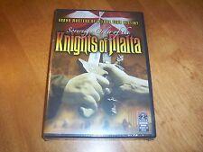 SOVEREIGN ORDER OF THE KNIGHTS OF MALTA Knight Medieval War History DVD SET NEW