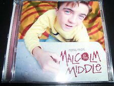 Malcolm In The Middle Original Television Soundtrack CD - Like New